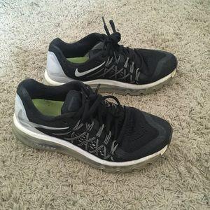 Black air max Nike